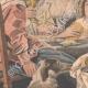 DETAILS 04   The king drinks - Jacob Jordaens - Flemish painter - XVIIth Century