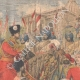 DETAILS 02   Arrival of the Emir of Afghanistan in Peshawar - British India - 1907