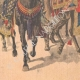DETAILS 03   Arrival of the Emir of Afghanistan in Peshawar - British India - 1907