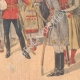 DETAILS 06   Arrival of the Emir of Afghanistan in Peshawar - British India - 1907