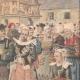 DÉTAILS 04 | Jour des mariages à Plougastel - Bretagne - 1907