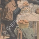 DETAILS 02 | Scene of the everyday life - Breakfast on the street in Paris - 1907