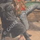 DETAILS 02   Crime of the Avenue de Choisy - Brawl between the accused - Paris - 1907