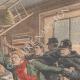DETAILS 03   Crime of the Avenue de Choisy - Brawl between the accused - Paris - 1907