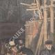 DÉTAILS 01 | Un brasero dans les rues de Paris - 1907