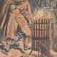 DÉTAILS 02 | Un brasero dans les rues de Paris - 1907