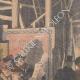 DÉTAILS 03 | Un brasero dans les rues de Paris - 1907