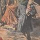 DÉTAILS 06 | Un brasero dans les rues de Paris - 1907