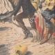 DÉTAILS 06 | Samedi saint en Espagne - Coutumes religieuses - 1907
