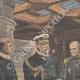 DÉTAILS 01 | Visite de Edouard VII à bord du Iéna après l'explosion - 1907