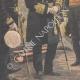DÉTAILS 02 | Visite de Edouard VII à bord du Iéna après l'explosion - 1907