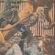 DÉTAILS 04   Dans un music-hall, deux équilibristes tombent dans la cage des lions - Paris - 1907