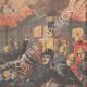 DETAILS 03 | Low-lifes in a factory fire - Paris - 1907