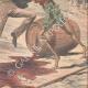 DETAILS 04 | Wine consumption decreases in France - Caricature - 1907