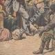 DETAILS 05   Strike - Emigrants' camp on the quays of Le Havre - France - 1907