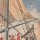 DETAILS 03 | Explosion of a smuggling ship on the tunisian coast - Tunisia - 1907