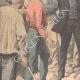 DETAILS 02   Revolt of Languedoc winegrowers - Marcelin Albert - Argeliers - France - 1907
