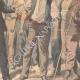 DETAILS 04   Revolt of Languedoc winegrowers - Marcelin Albert - Argeliers - France - 1907