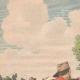DÉTAILS 01 | Chasse aux lions au Transvaal - Afrique  du Sud - 1907