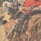 DÉTAILS 02 | Chasse aux lions au Transvaal - Afrique  du Sud - 1907