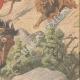 DÉTAILS 04 | Chasse aux lions au Transvaal - Afrique  du Sud - 1907