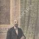 DÉTAILS 01   Révolte des vignerons - Marcelin Albert chez Georges Clémenceau - Paris - 1907