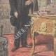 DÉTAILS 02   Révolte des vignerons - Marcelin Albert chez Georges Clémenceau - Paris - 1907
