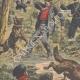 DETTAGLI 02 | Unità cinofila al Bois de Boulogne - Parigi - 1907