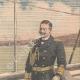 DETAILS 03   Wilhelm II German Emperor and Eugénie de Montijo aboard her yacht - Norway - 1907