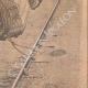 DETAILS 06 | A balloon falls on the rail tracks - Lyon-Marseille - 1907