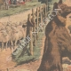 DÉTAILS 02 | Un ours laché dans un parc à moutons - France - 1907