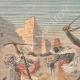 DÉTAILS 01 | Pacification du Maroc - Les Goumiers combattent avec l'armée française - Casablanca - 1907
