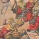 DETTAGLI 02 | Conquista francese del Marocco - Goumiers marocchini - Casablanca - 1907