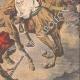 DETTAGLI 04 | Conquista francese del Marocco - Goumiers marocchini - Casablanca - 1907