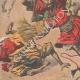 DETTAGLI 05 | Conquista francese del Marocco - Goumiers marocchini - Casablanca - 1907