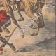 DETTAGLI 06 | Conquista francese del Marocco - Goumiers marocchini - Casablanca - 1907