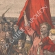 DÉTAILS 03 | Les Roufions - Lucien Jonas - Peintre français - Grève des mineurs - Salon 1907
