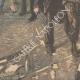 DÉTAILS 04 | Les Roufions - Lucien Jonas - Peintre français - Grève des mineurs - Salon 1907