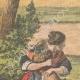 DETTAGLI 02 | I vagabondi nelle campagne della Francia - 1907