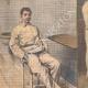 DÉTAILS 02 | Scène de la vie quotidienne à la prison de Fresnes - Paris - 1907