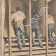 DETTAGLI 01 | Punizioni dei teppisti nelle carceri dell'Inghilterra - 1907