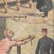 DETTAGLI 04 | Punizioni dei teppisti nelle carceri dell'Inghilterra - 1907