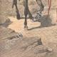 DÉTAILS 05 | Pacification du Maroc - Anarchie dans les tribus - Maroc - 1907