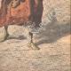 DÉTAILS 06 | Pacification du Maroc - Anarchie dans les tribus - Maroc - 1907