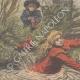 DETAILS 01 | Heroic children - Rescue - Drowning - Corrèze - 1907