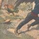 DETAILS 05 | Heroic children - Rescue - Drowning - Corrèze - 1907