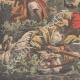 DETAILS 05 | Death of Lieutenant Roze by the Beni-Snassen tribe near Beni-Segmimane - Morocco - 1907