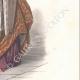 DETALLES 04 | Traje de la Corte de Carlos VII de Francia - Traje de mujer (1460)