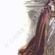 DÉTAILS 02 | Costume de la Cour de François Ier - Costume de femme (1530)