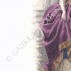 DETAILS 02 | Costume of the Court of Louis XIII of France - Costume of woman (1680)